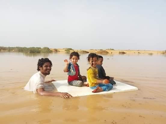 Dopo la guerra, l'inondazione. Ghat, la città del deserto, spazzata via da tre giorni di impossibile pioggia