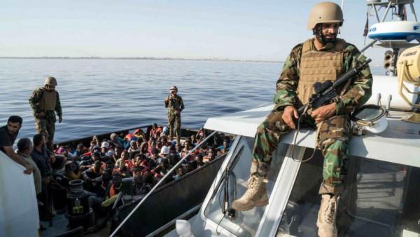 L'Europa aiuta la Libia (e i miliziani) a dare la caccia ai migranti