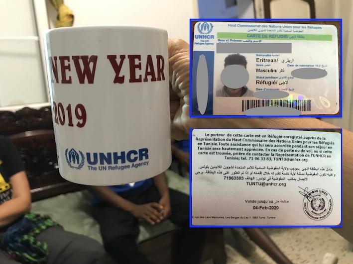 Come ti parcheggio il rifugiato. L'assurda storia degli eritrei a Tunisi