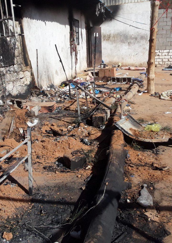 Incendio in centro di detenzione, muore uomo di 26 anni