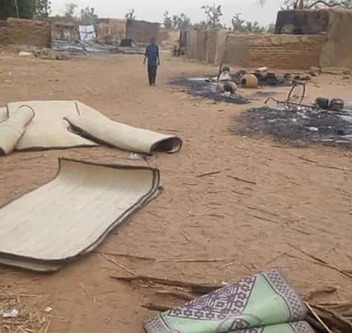 Niger: un altro bagno di sangue