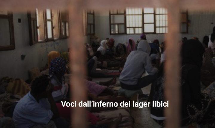 Voci dall'inferno dei lager libici
