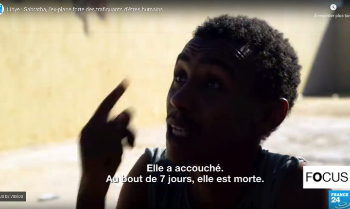 Libye : Sabratha, l'ex-place forte des trafiquants d'êtres humains
