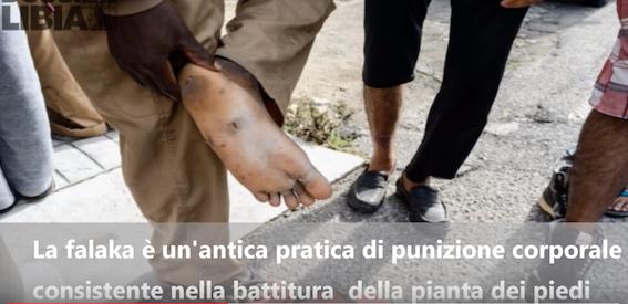 Tortura in Libia – Ecco quanto avviene nell'altra sponda del Mediterraneo