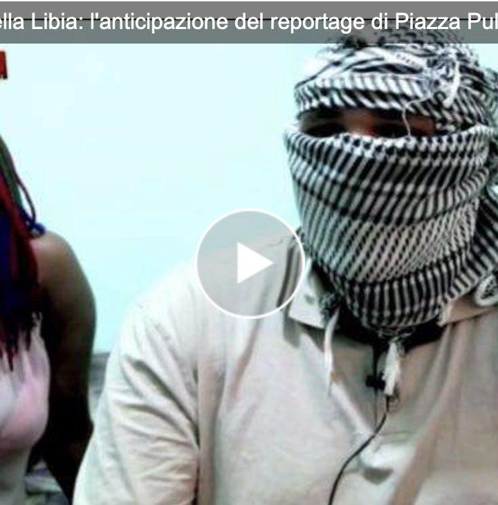 """Corrado Formigli mostra in tv le carceri in Libia: """"Immagini sconvolgenti. Una strage silenziosa in un luogo perduto"""""""