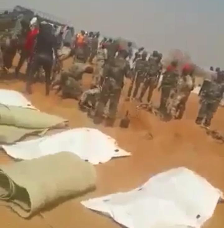 Strage in Niger