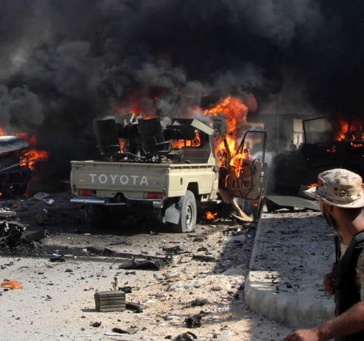 Libia: 30 migranti uccisi dai trafficanti in una sparatoria. 11 feriti.