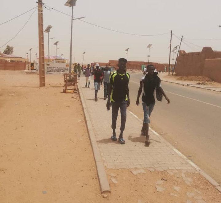 """Agadez – Rifugiati in marcia: """"Vogliamo essere ricollocati in Europa"""""""