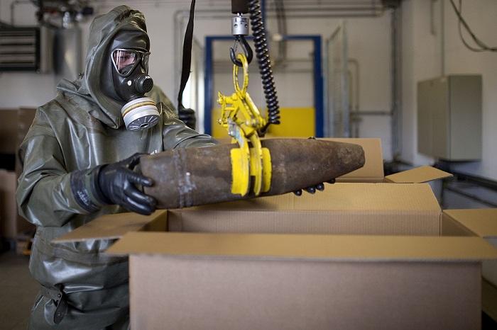 """La Germania vende armamenti alla Libia per 26 milioni di euro. Nel """"pacchetto"""" anche armi chimiche"""