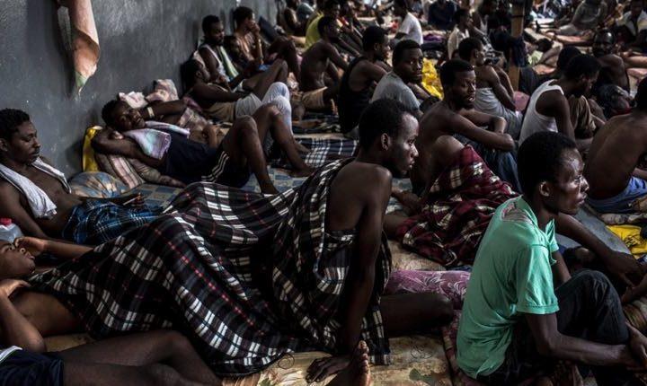 Medici per i Diritti Umani: Rapporto sulle condizioni di grave violazione dei diritti umani dei migranti in Libia (2014-2017)