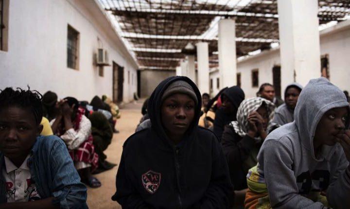 Libia: ecco cosa succede nei centri di detenzione per migranti