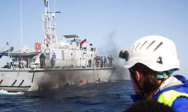 Respingimenti in Libia: il dossier e il video della conferenza stampa sul ricorso alla CEDU