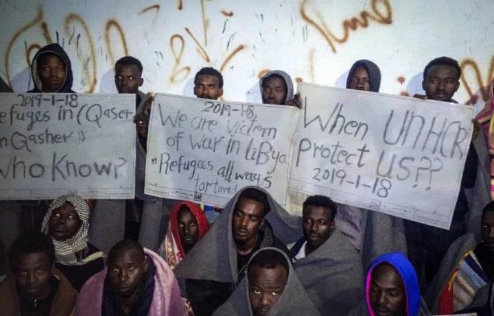 Abbandonati nelle prigioni libiche a morire?