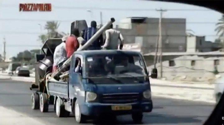 I profughi detenuti in Libia