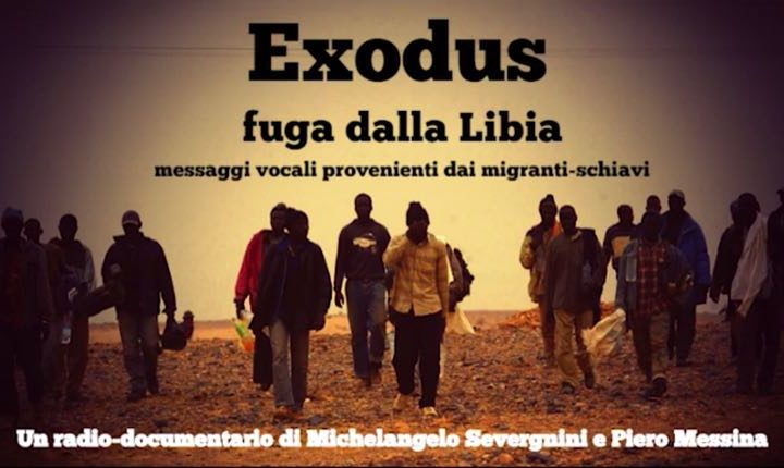 Exodus – fuga dalla Libia. Puntata zero