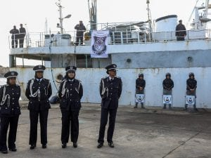 L'Italia continuerà ad armare e addestrare la Guardia Costiera libica