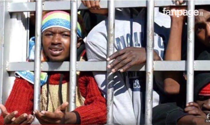 Dentro l'inferno libico, le immagini delle prigioni dove i migranti vengono torturati e uccisi