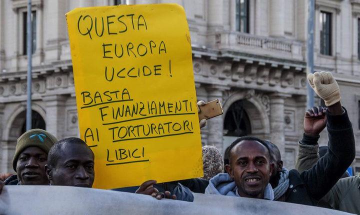 La sentenza della Corte d'Assise di Milano riconosce le condizioni disumane nei campi libici