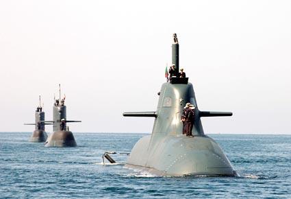 Germania – Turchia: accordo da due miliardi di euro per sei sottomarini
