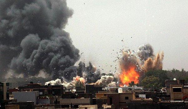 A Misurata continuano ad attraccare navi cariche di armi. Haftar bombarda Tripoli e ammazza i bambini