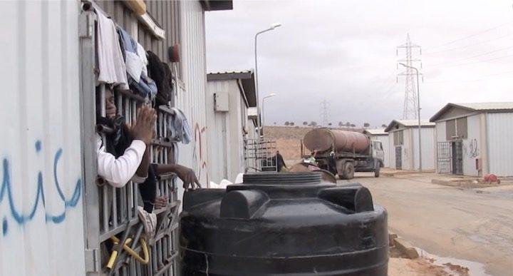 Libia, la pesadilla del inmigrante. Campos de concentración para los indocumentados