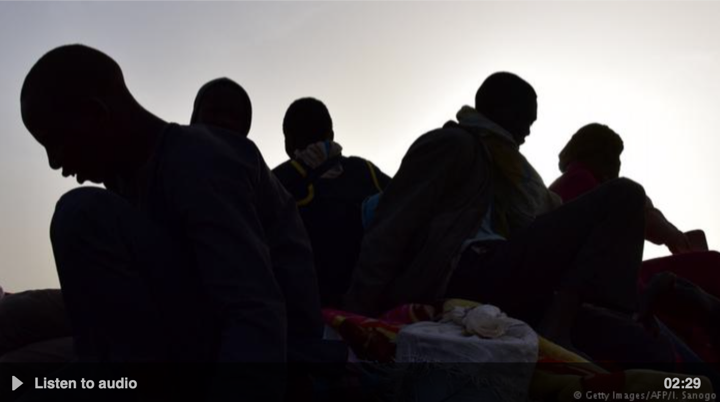 Inside Europe: Migrants speak of slavery in Libya